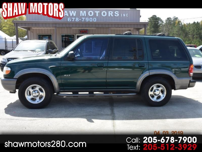 2000 Ford Explorer XLT 2WD