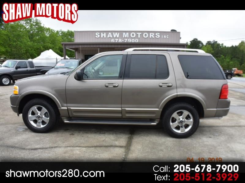 2003 Ford Explorer Limited 4.0L 2WD
