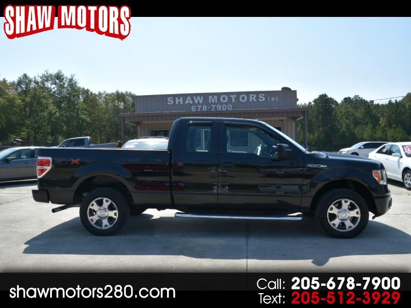 2010 Ford F-150 STX SuperCab 2WD
