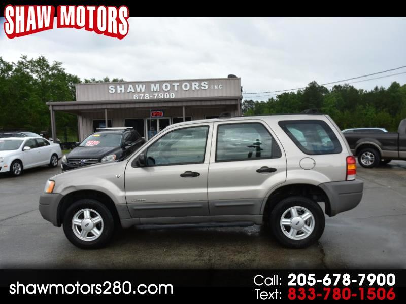 Ford Escape XLS 2WD 2001