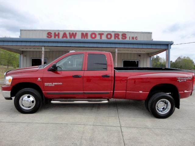2006 Dodge Ram 3500 TRX4 Off Road Quad Cab 4WD DRW