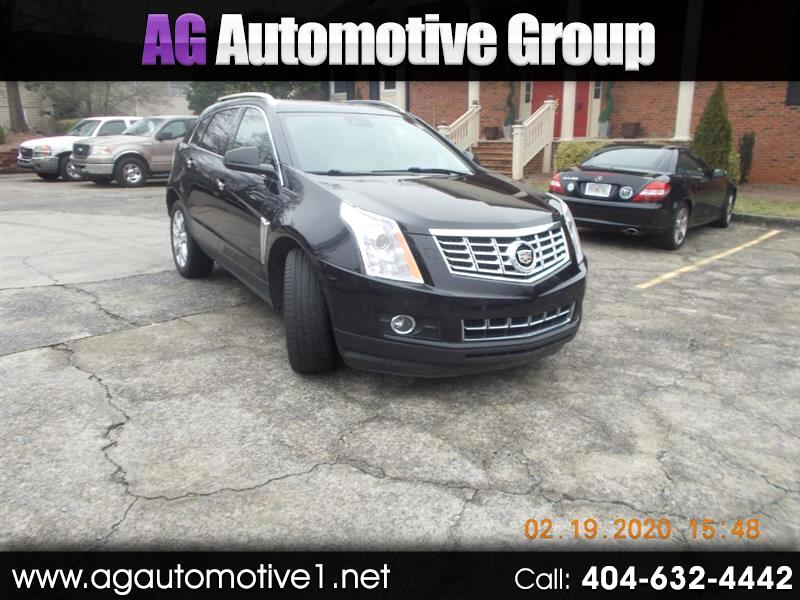 Cadillac SRX AWD Premium Collection 2013