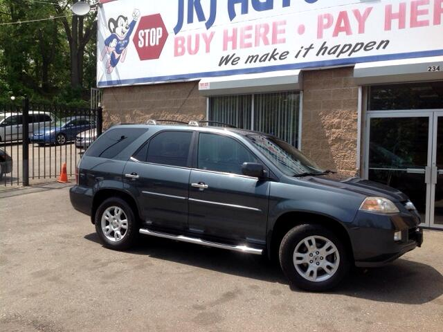 Acura MDX Touring with Navigation System 2005