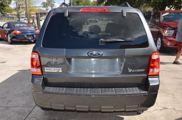 2008 Ford Escape Hybrid 4WD