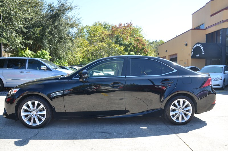 2015 Lexus IS 250 RWD