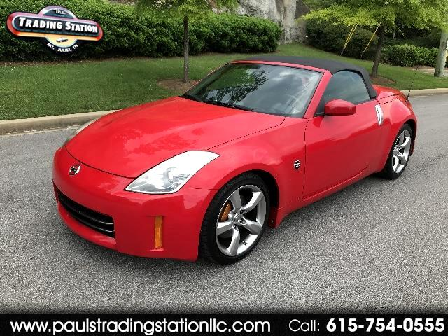 2009 Nissan 350Z 2dr Roadster Touring Auto