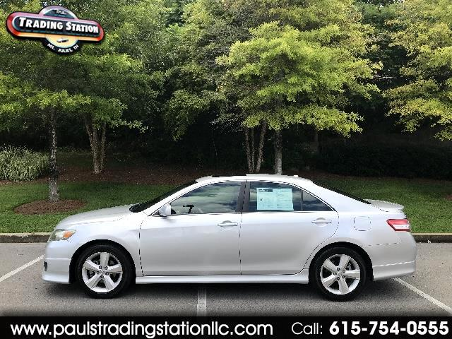 2011 Toyota Camry 2014.5 4dr Sdn I4 Auto SE Sport (Natl)