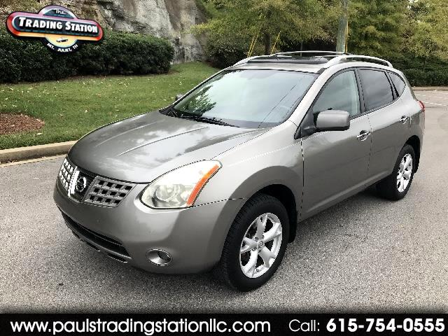 2010 Nissan Rogue FWD 4dr SL