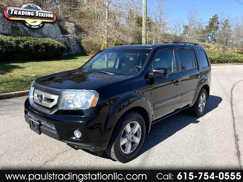 Honda Pilot EX-L 2WD 5-Spd AT with DVD 2011