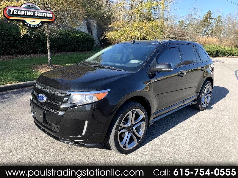Ford Edge Sport AWD 2014