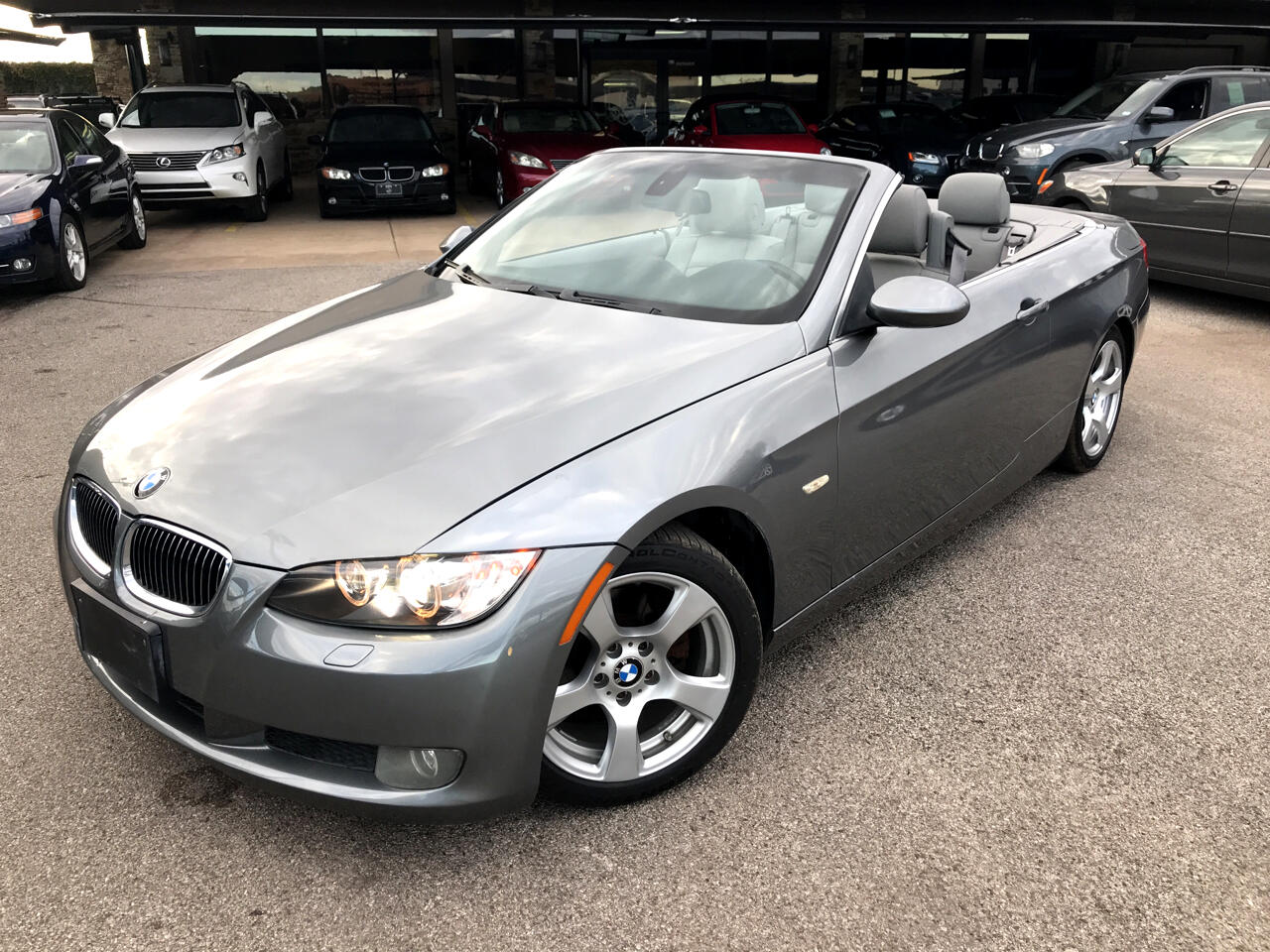 2009 BMW 328 Convertible