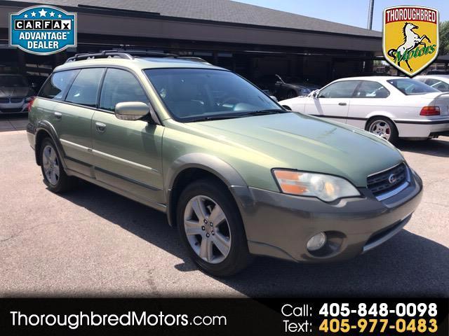 2006 Subaru Outback 3.0R L.L.Bean Edition Wagon