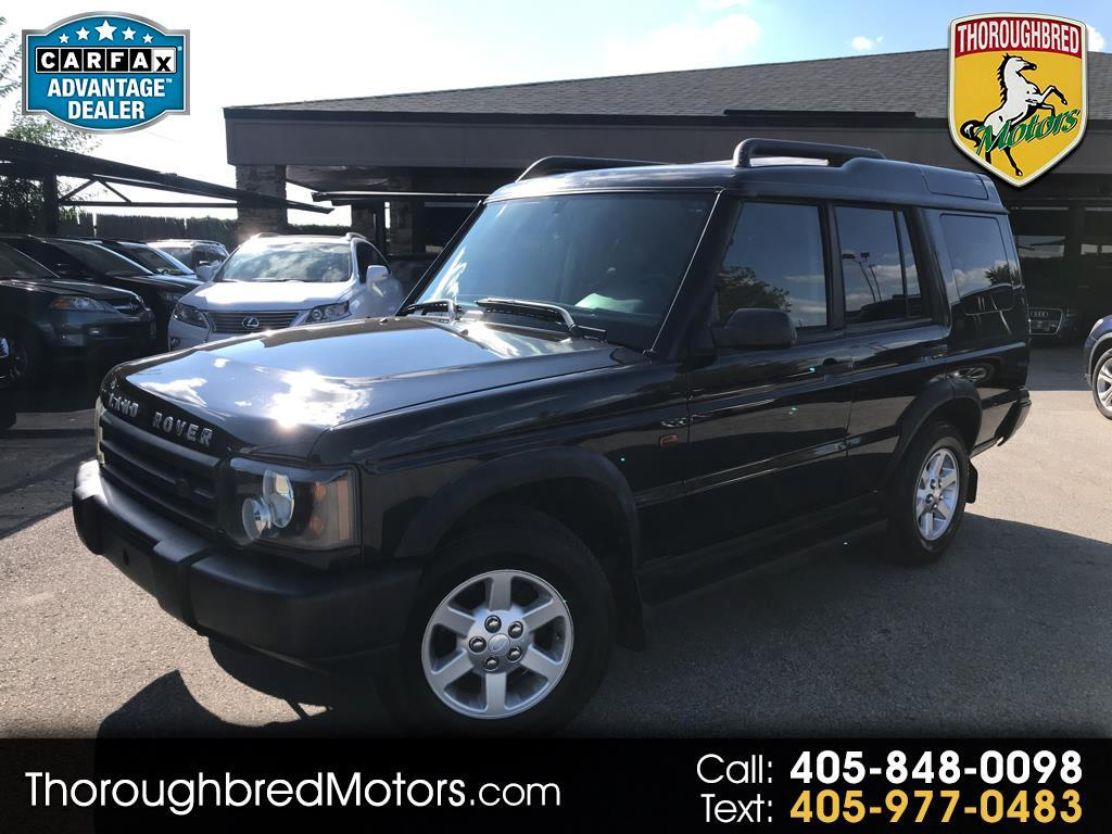 2004 Land Rover Discovery 4dr Wgn S