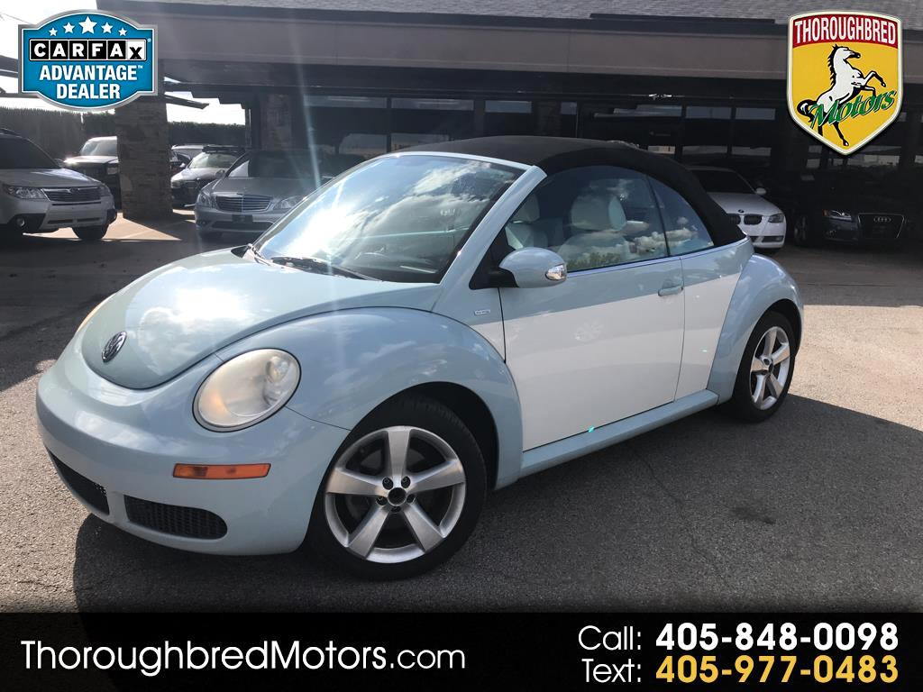2010 Volkswagen New Beetle Convertible 2dr Auto Final Edition