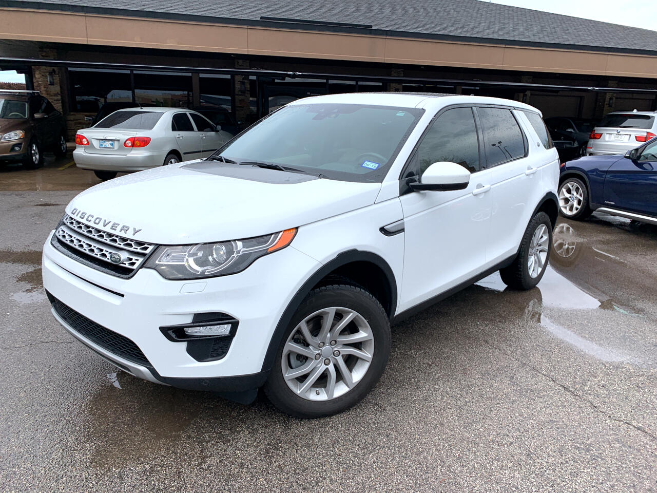2016 Land Rover Discovery Sport AWD 4dr HSE