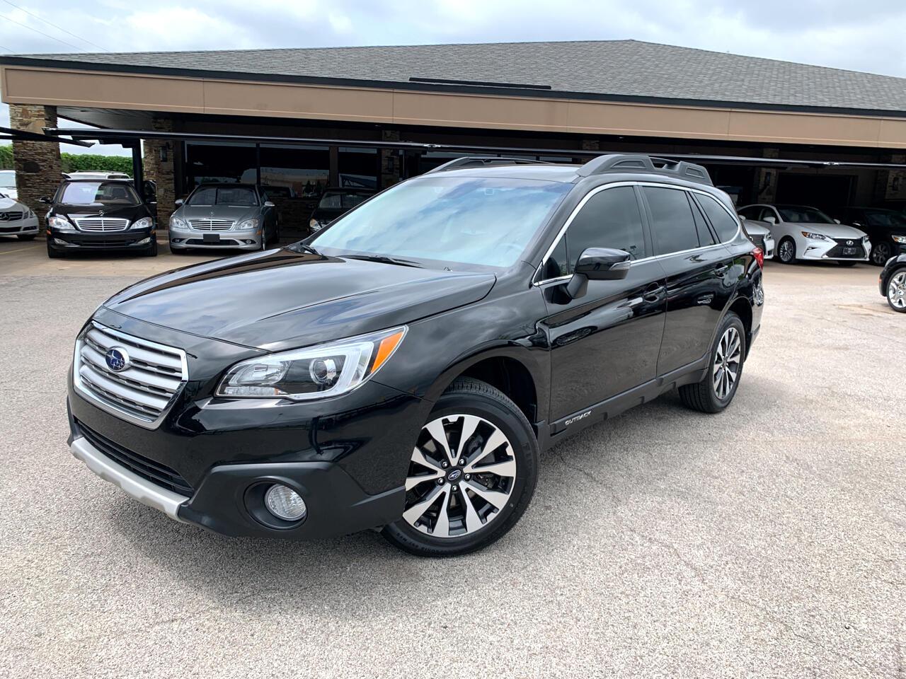 Subaru Outback 3.6R Limited 2017