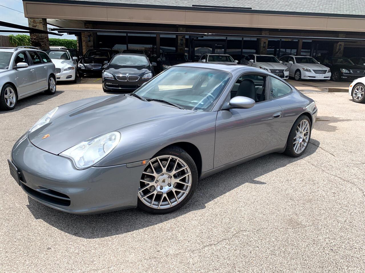 Porsche 911 Carrera 2dr Coupe 2 Tiptronic 2002