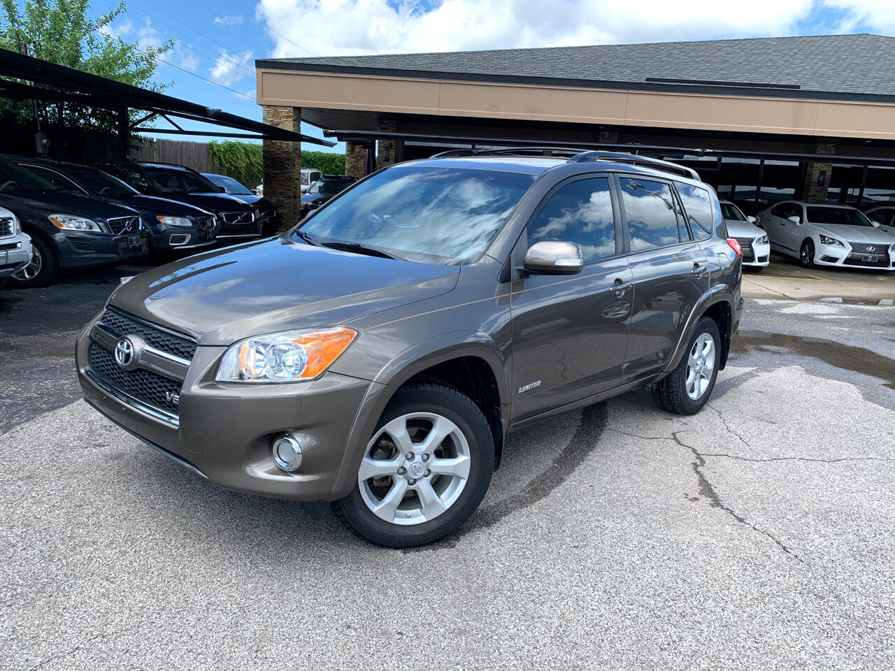 2009 Toyota RAV4 FWD 4dr V6 5-Spd AT Ltd (Natl)