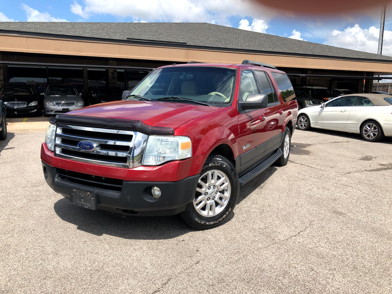 2007 Ford Expedition EL 2WD 4dr XLT