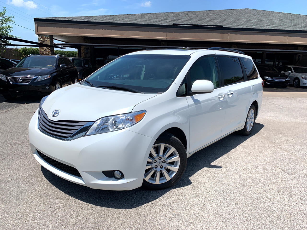 2015 Toyota Sienna 5dr 7-Pass Van Ltd AWD (Natl)