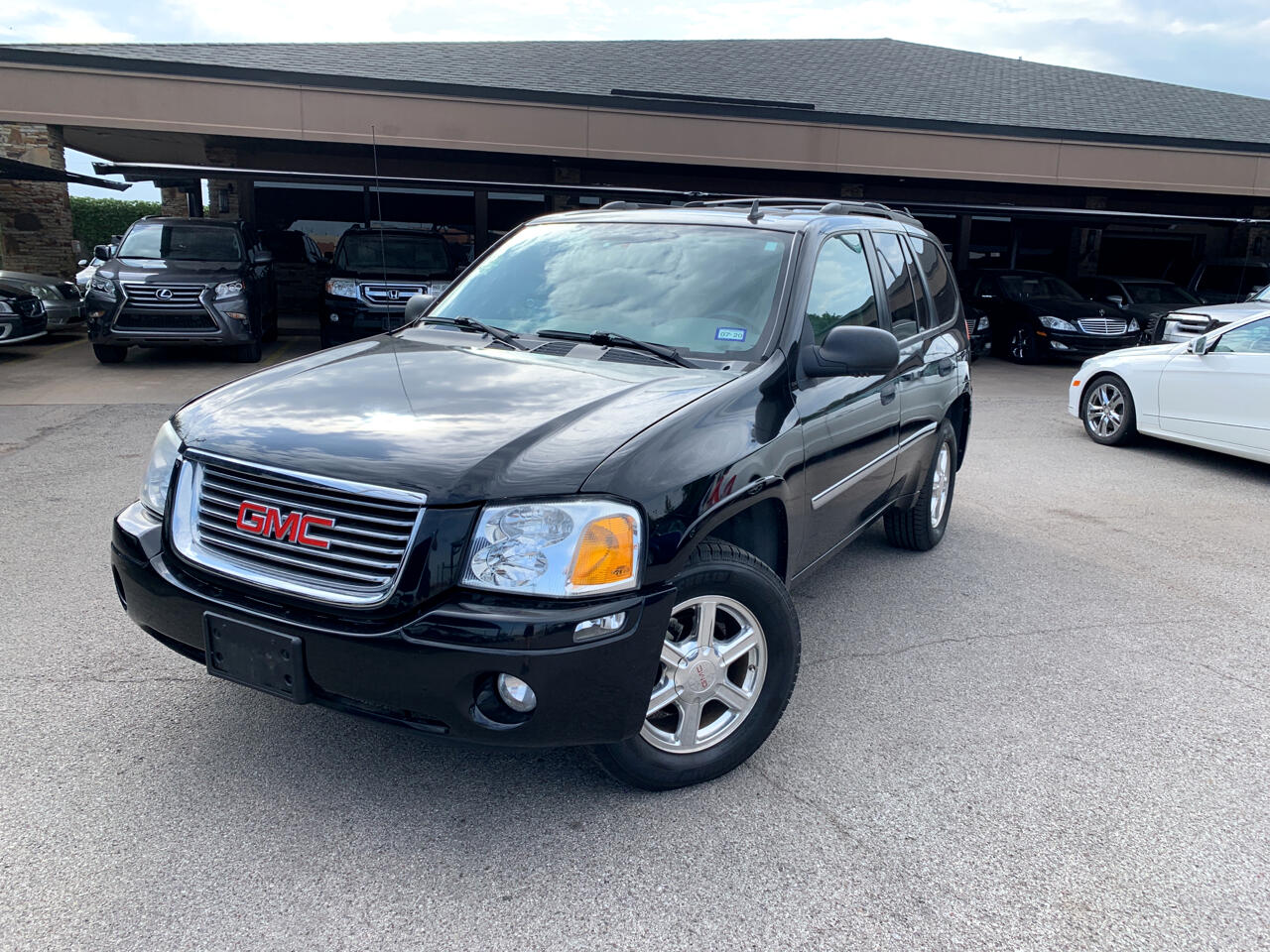 used 2008 gmc envoy 2wd 4dr sle2 for sale in oklahoma city Chevy Wiring Harness