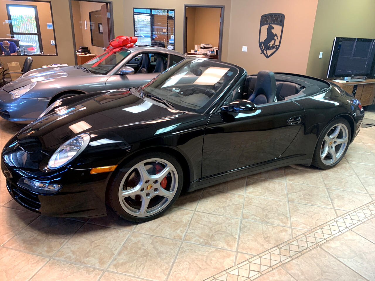 Used 2006 Porsche 911 2dr Cabriolet Carrera S For Sale In