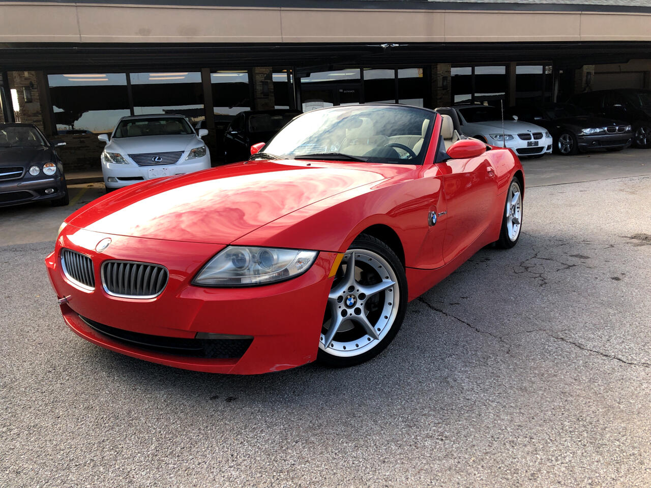 BMW Z4 Z4 2dr Roadster 3.0si 2006