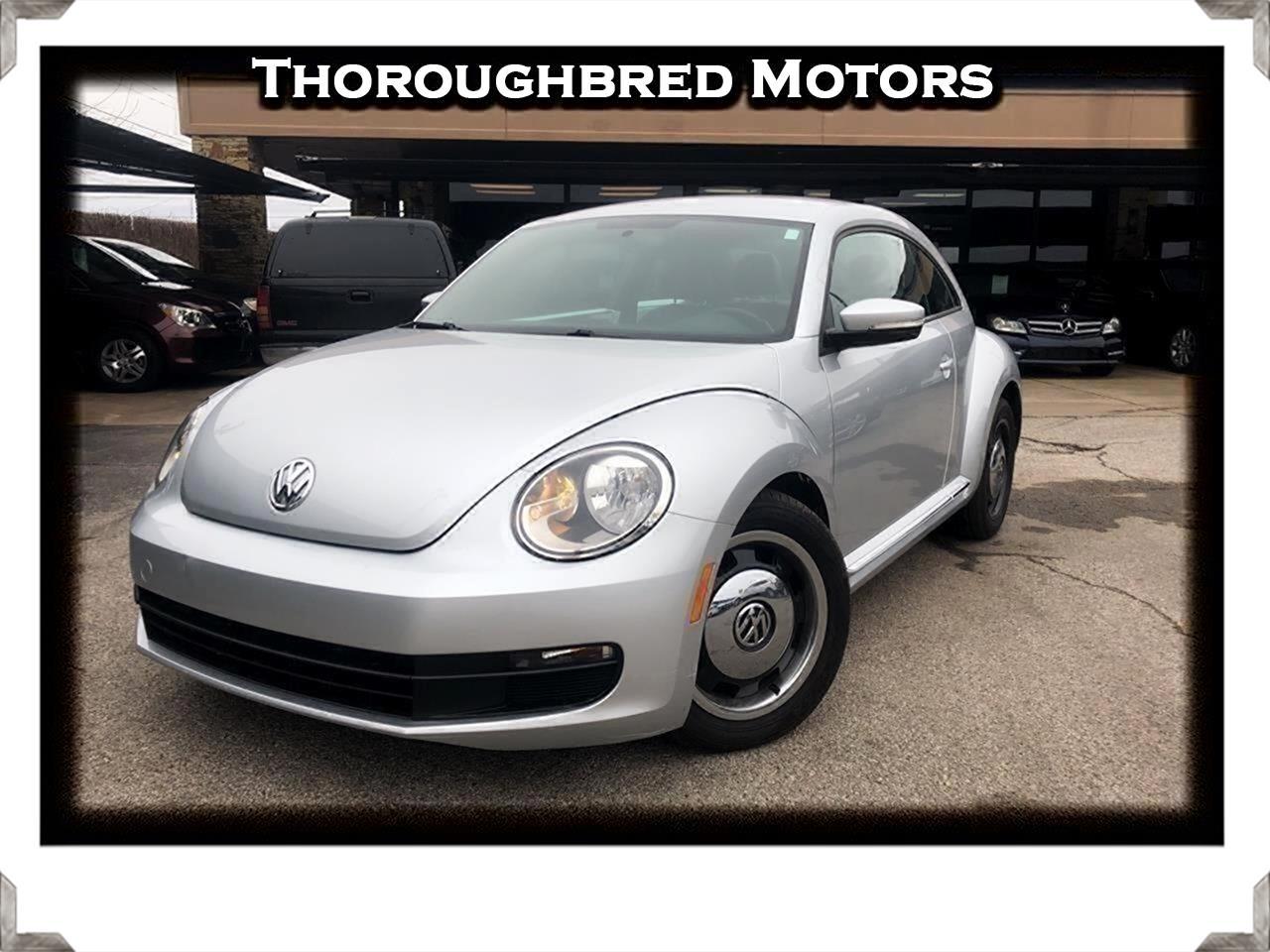 Volkswagen Beetle 2.5L 2D Coupe 2013