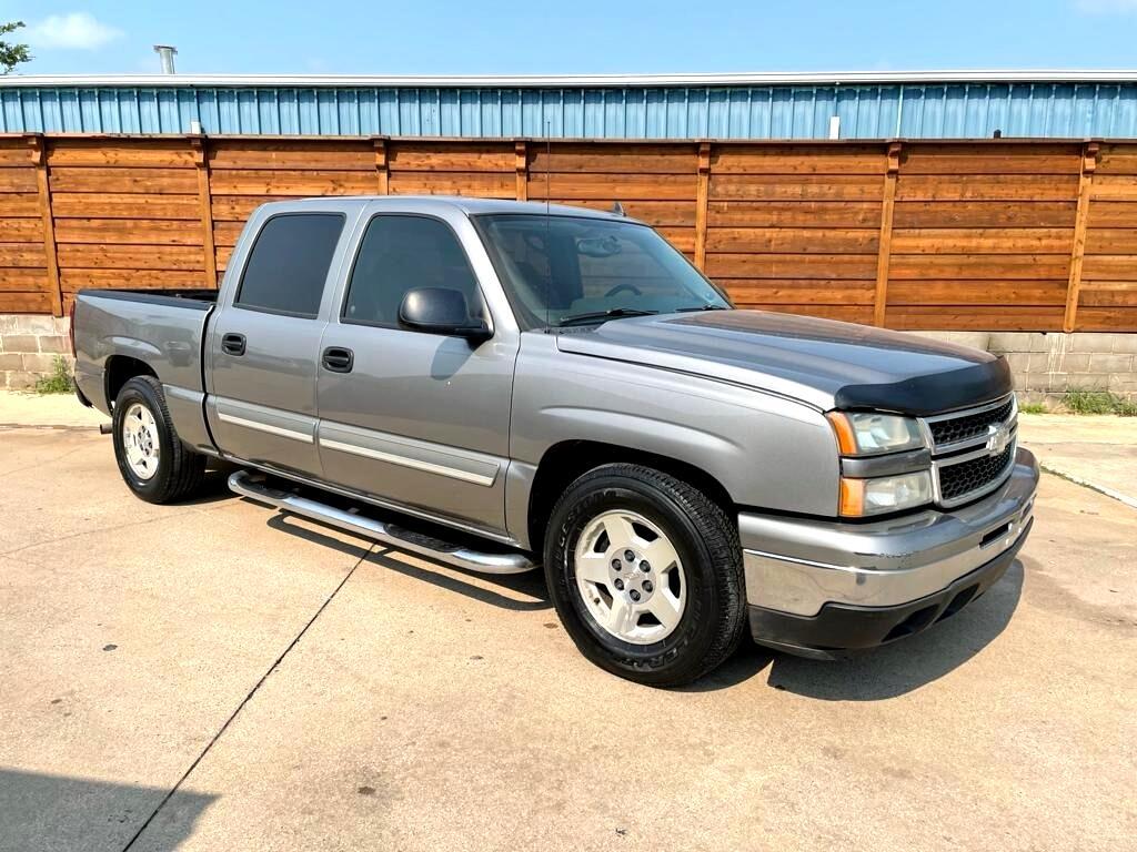 "2006 Chevrolet Silverado 1500 Crew Cab 143.5"" WB 2WD LT2"
