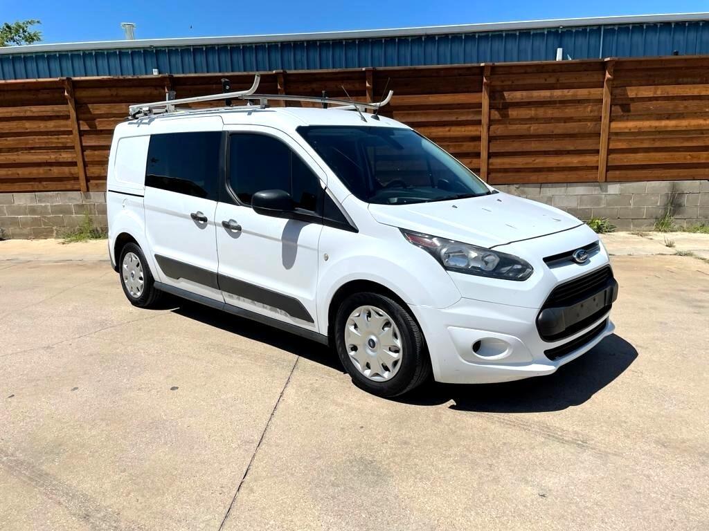 2015 Ford Transit Connect LWB XLT