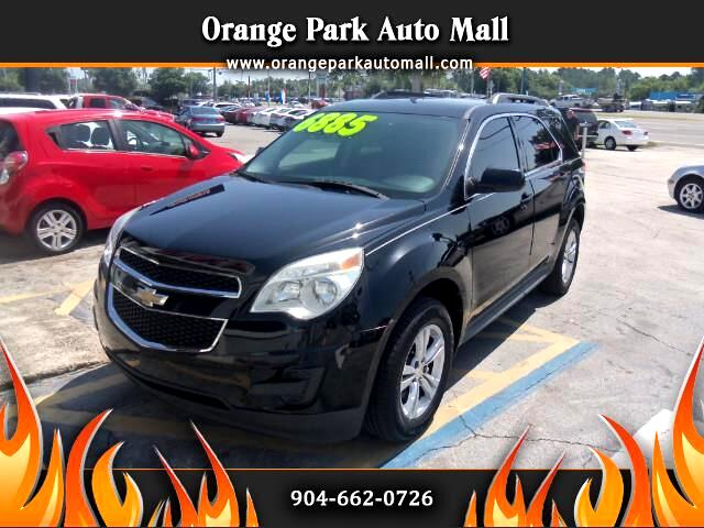 Used 2011 Chevrolet Equinox For Sale In Jacksonville, FL 32244 Orange Park  Auto Mall