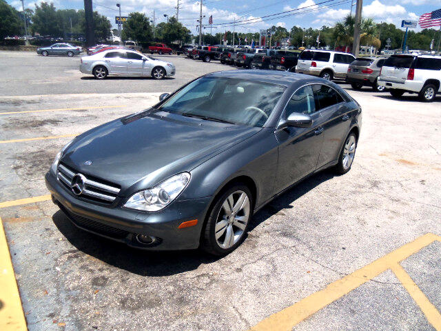 Used 2009 Mercedes Benz CLS Class For Sale In Jacksonville, FL 32244 Orange  Park Auto Mall