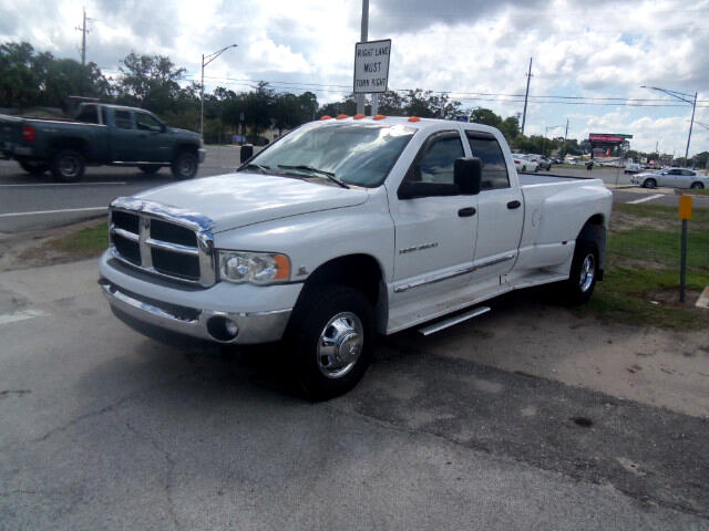 2005 Dodge Ram 3500 ST Quad Cab Long Bed 4WD DRW