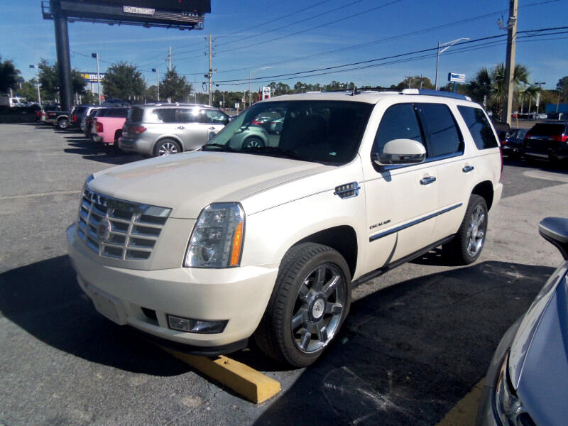 2012 Cadillac Escalade 2WD Luxury