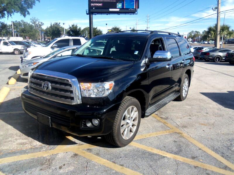 2010 Toyota SEQUOIA SR