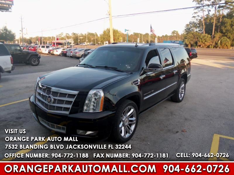 Cadillac Escalade ESV 2WD Platinum 2011