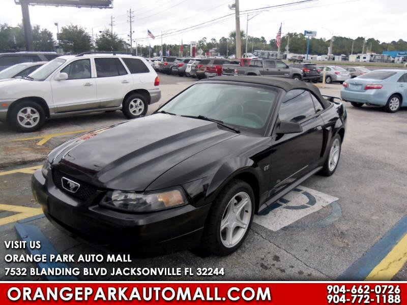 Ford Mustang GT Deluxe Convertible 2002