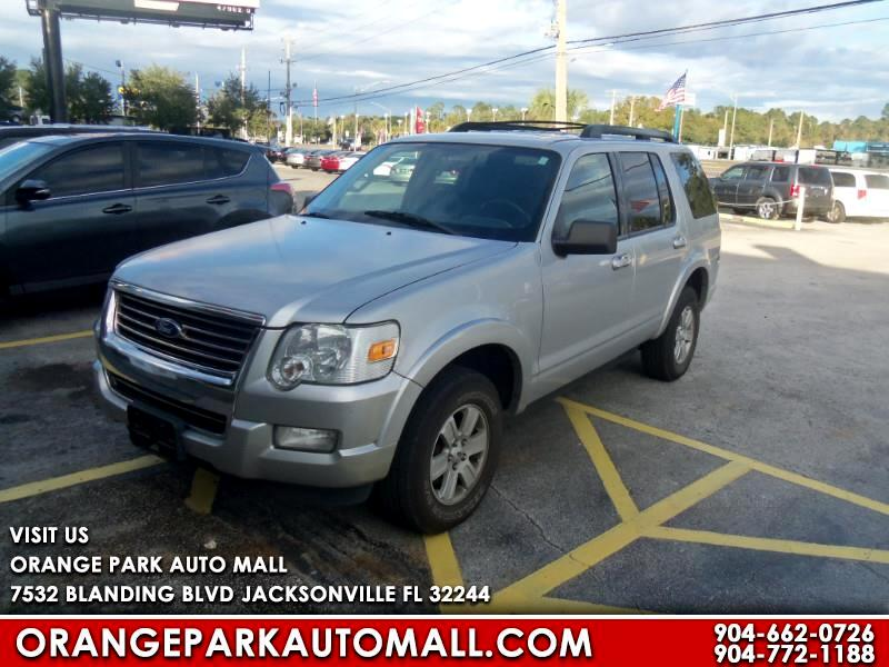 Ford Explorer XLT 4.0L 4WD 2009