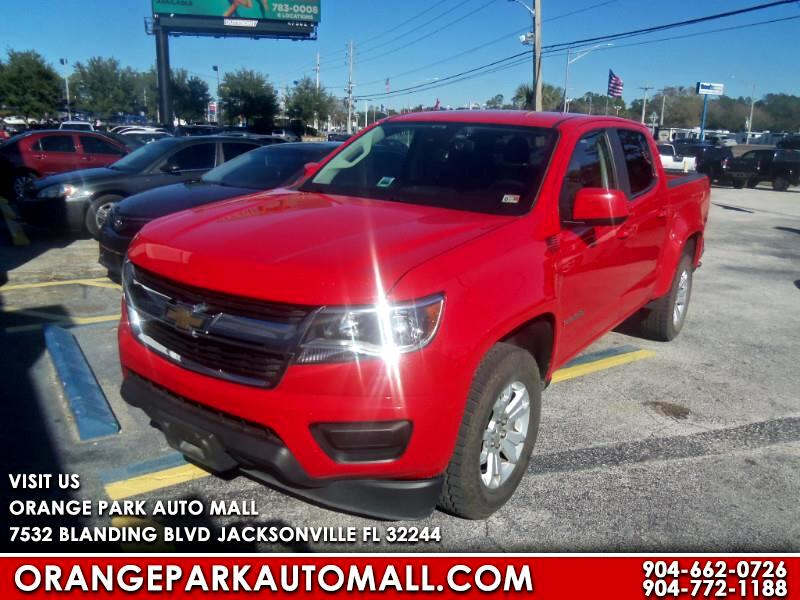 Chevrolet Colorado LT Crew Cab 4WD Long Box 2016