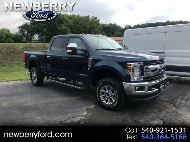 2018 Ford F-350 SD XLT 4WD