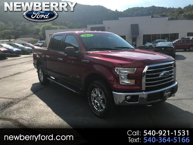 2015 Ford F-150 XL SuperCrew 5.5-ft. Bed 4WD