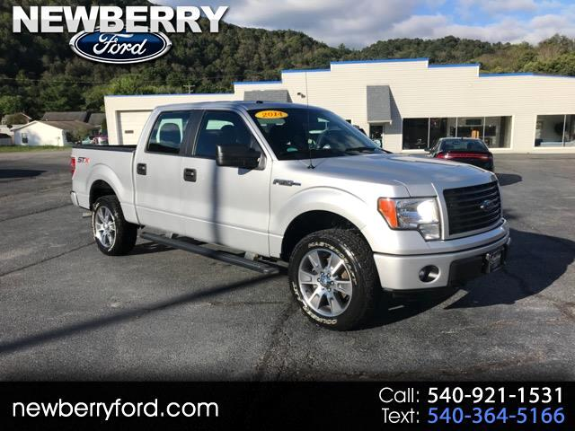 2014 Ford F-150 STX SuperCab 5.5-ft Box 4WD