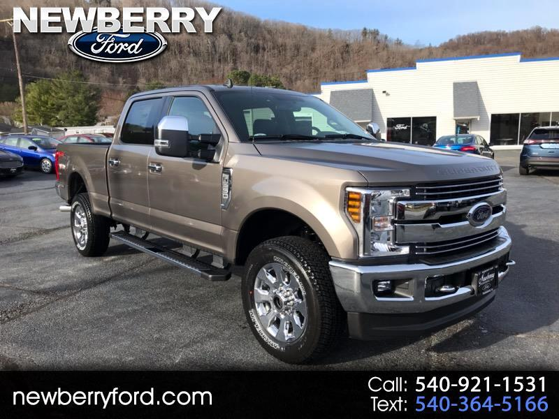 2019 Ford F-250 SD Lariat Crew Cab Short Bed 4WD