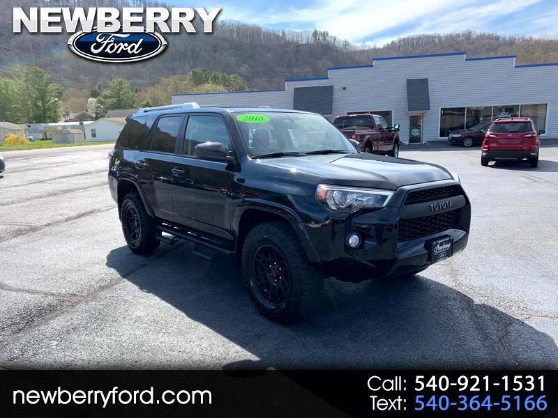 2018 Toyota 4Runner Trail 4WD