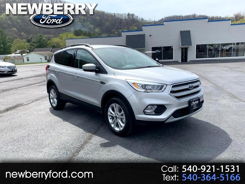 2019 Ford Escape SEL 4WD