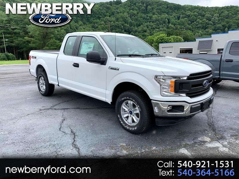 2019 Ford F-150 XL SuperCab 6.5-ft. Bed 2WD