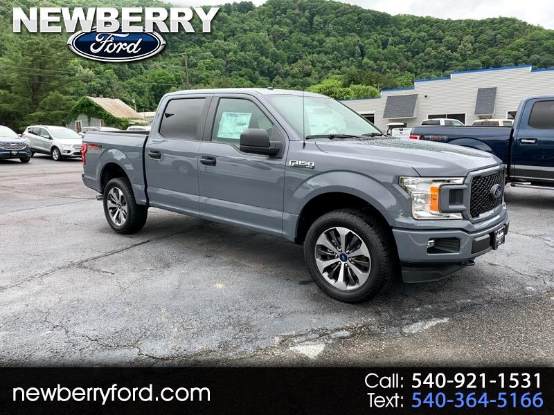 2019 Ford F-150 STX SuperCab 5.5-ft. Bed 4WD