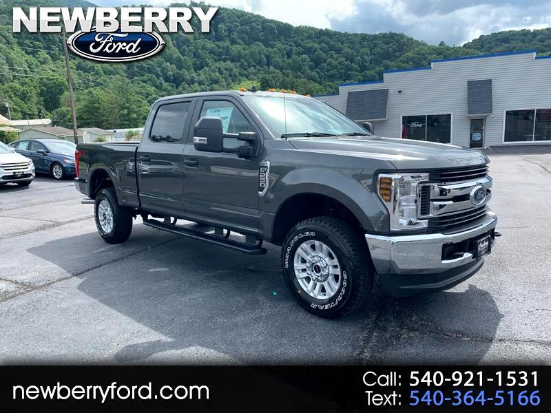 2019 Ford F-250 SD XL SuperCab 4WD
