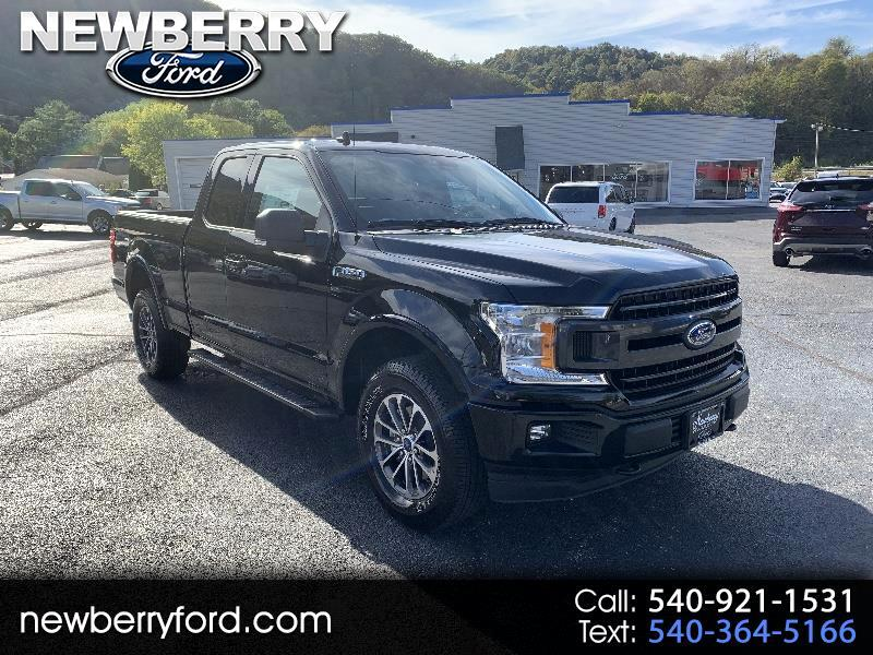 Ford F-150 XL SuperCab 6.5-ft. Bed 4WD 2019