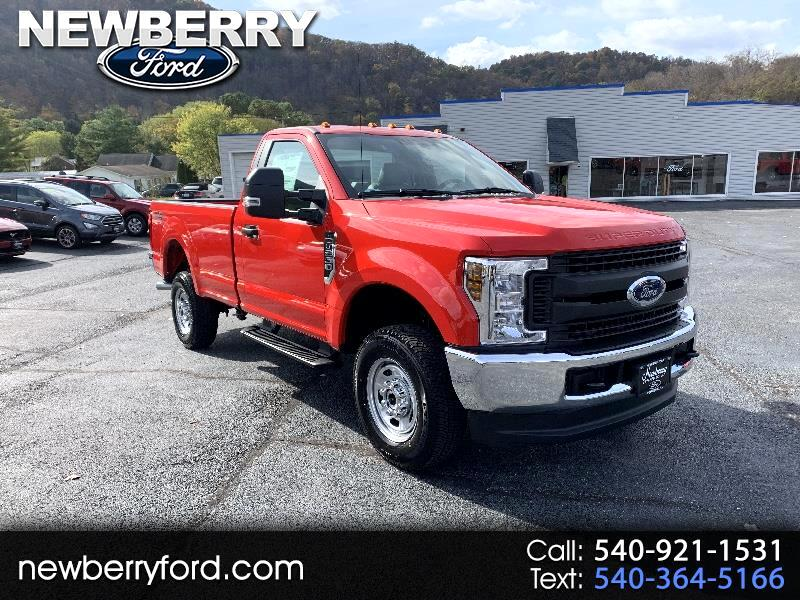 2019 Ford F-250 SD XLT 4WD